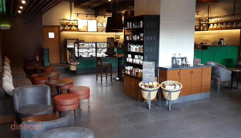 Starbucks Whitefield East Bangalore Bangalore Dineout