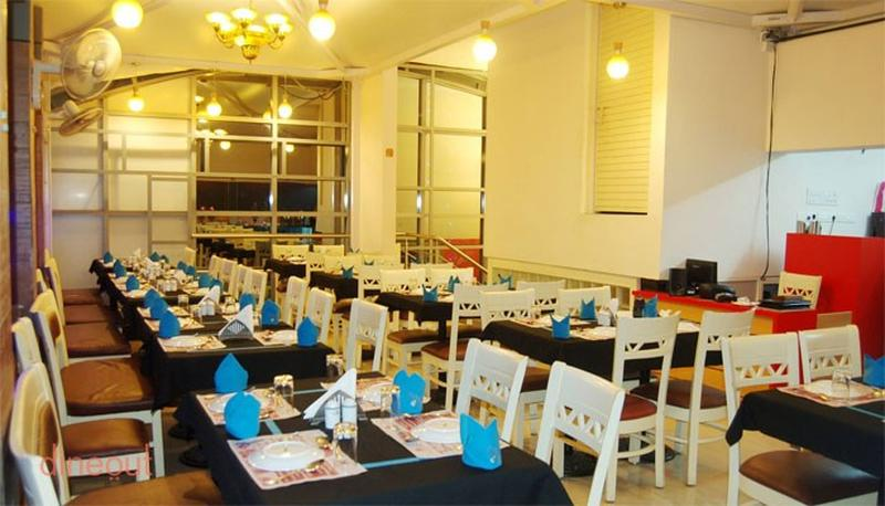 Elmas restaurant koramangala south bangalore