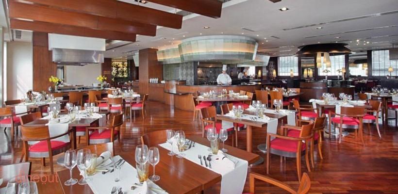 Top 10 restaurants in saket south delhi delhi dineout for Assamese cuisine in delhi