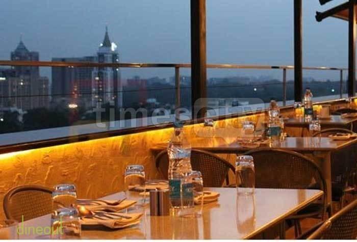 Ebony mg road central bangalore bangalore dineout for 13th floor bangalore menu