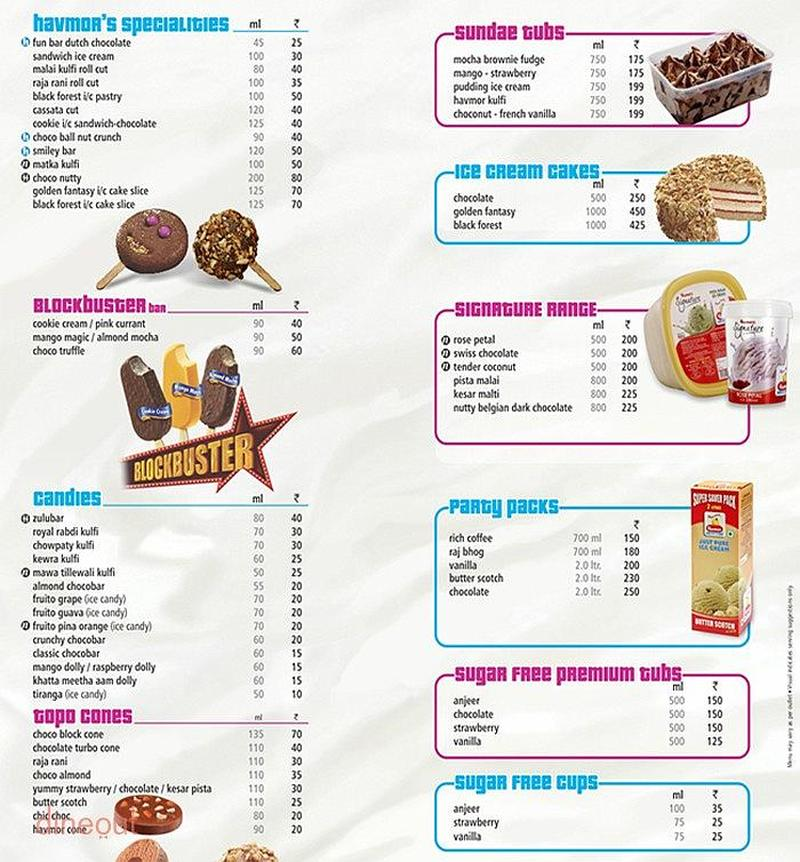 Industry Visit – Havmor (Ice Cream Company)