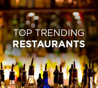 Dineout Top Trending Restaurants
