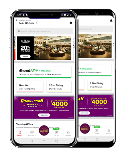 Best Table Booking and Restaurant Reservation Mobile App