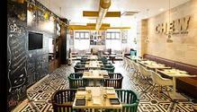 Chew- Pan Asian Cafe restaurant
