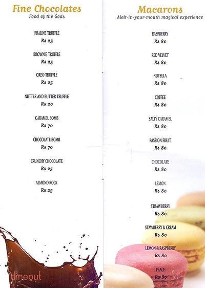 Bread & More Menu 6