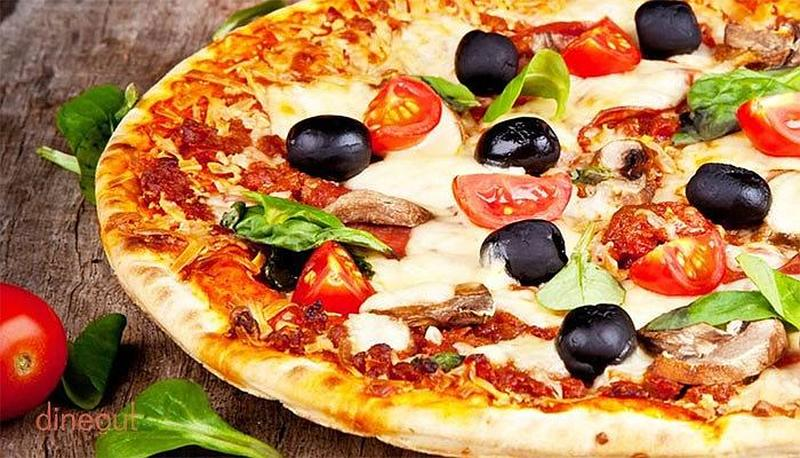 Thank God For Pizzas Nigdi