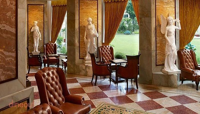 Lord William Tea Lounge - The Royal Plaza Connaught Place