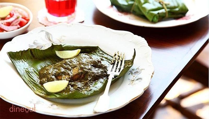 Rustom's - Parsi Bhonu Adchini