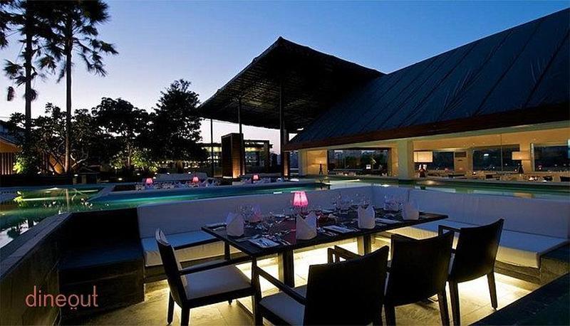 Stone Water Grill Koregaon Park