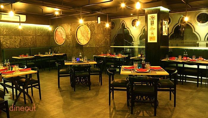 Top 10 italian restaurants in chennai dineout for Assamese cuisine in bangalore