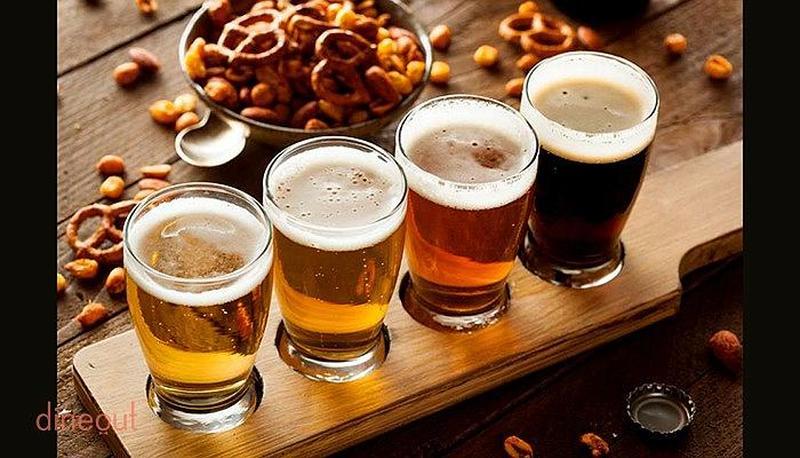 Manhattan - The Craft Brewery Sector 43