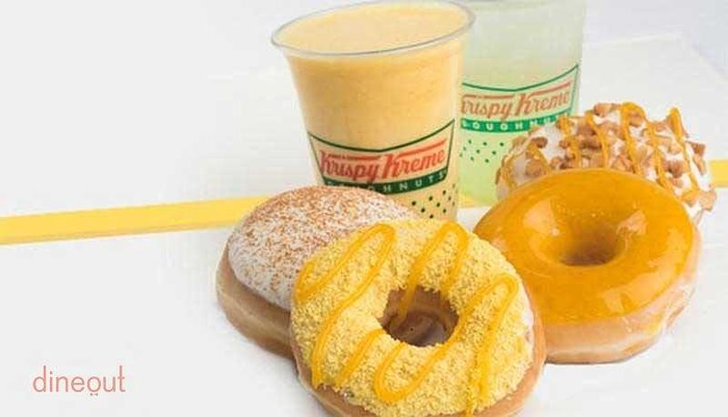 Krispy Kreme DLF Cyber City