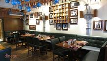 Woodside Inn restaurant