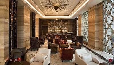 Lobby Lounge - Crowne Plaza