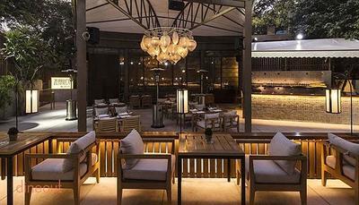 Zerruco Kitchen And Bar - The Ashok