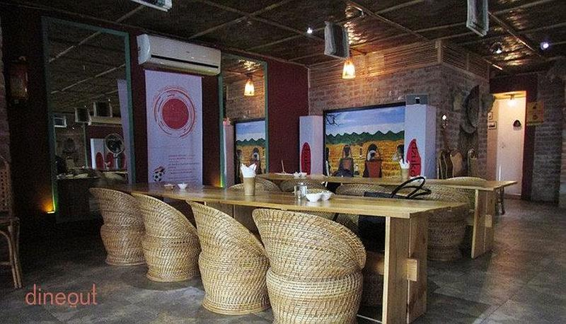 Dzukou Tribal Kitchen Hauz Khas