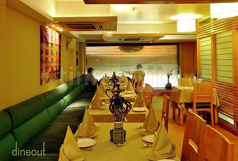 Baby Dragon Restaurant & Bar Sector 18