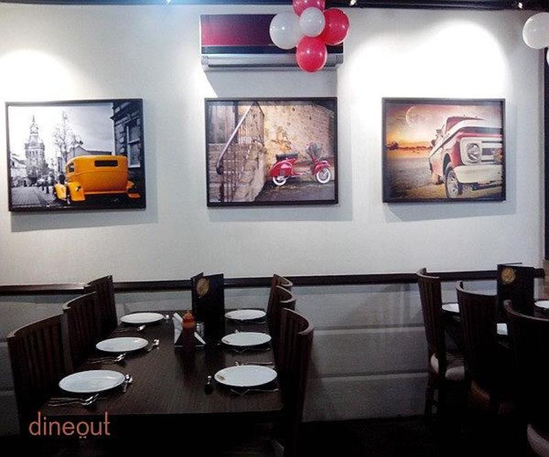 Da Pizza Planet Janakpuri