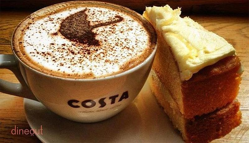 Costa Coffee Saket