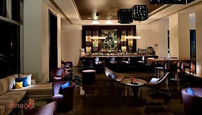 Longitude Bar -  Le Meridien Gurgaon