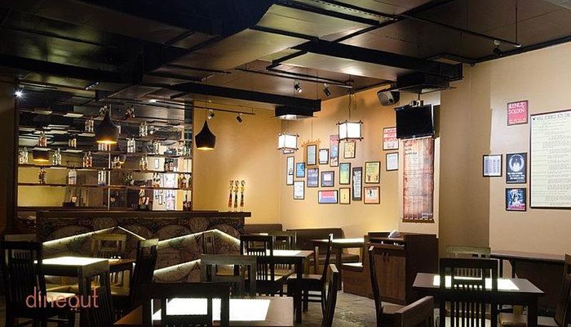 Anonymous Cafe Bar Kalyani Nagar