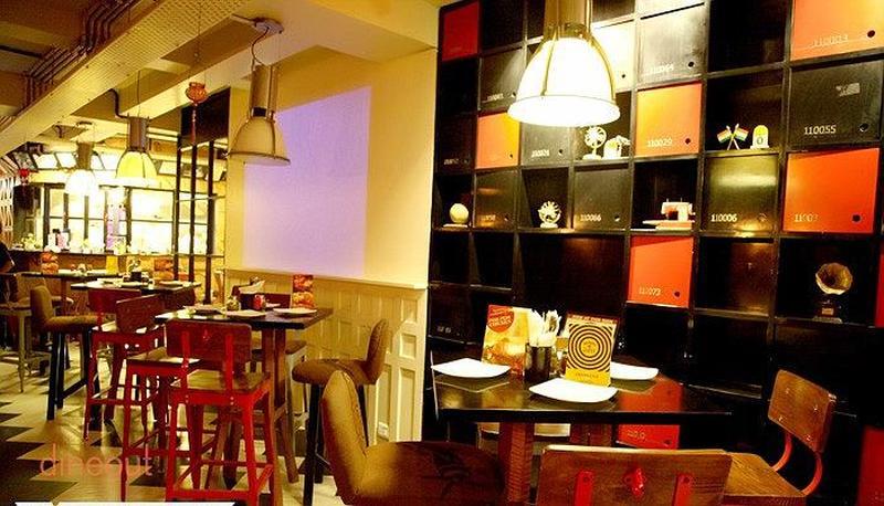 The Post Office Cafe Rajouri Garden