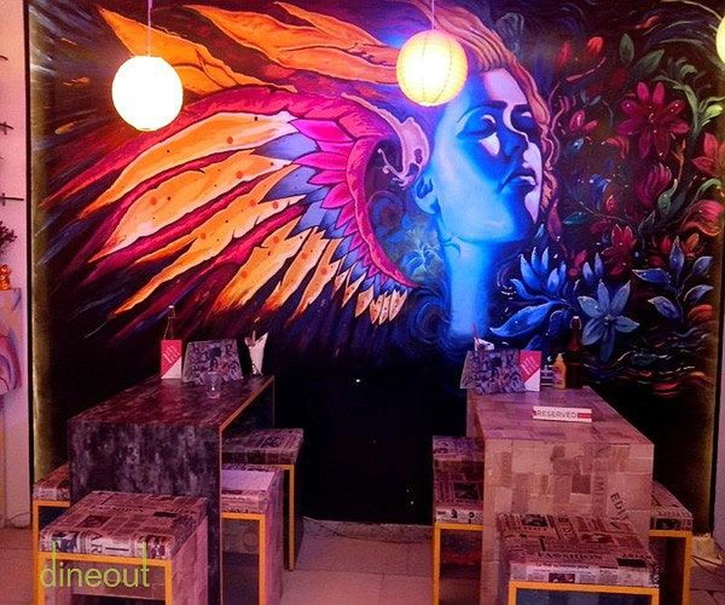 Raydeo Restro Cafe Hudson Lane