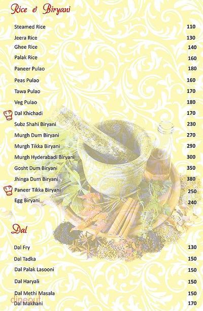 Herb n Spice Menu 12