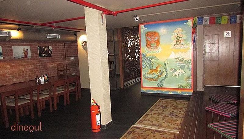 Yeti, The Himalayan Kitchen Greater Kailash - 2