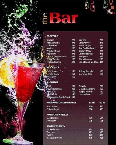 KP Lounge Menu 5