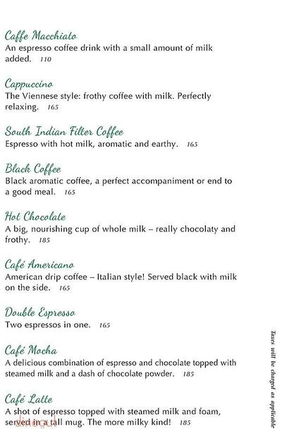 Cafe Turtle Menu 10