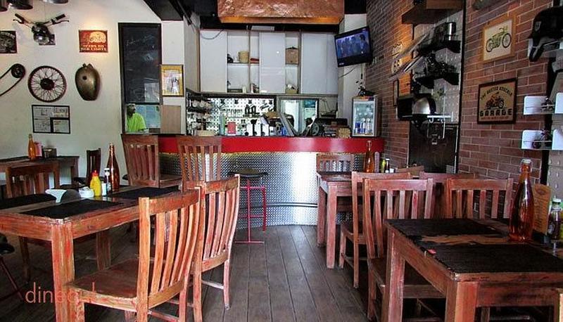 The Bikers Cafe Vasant Kunj
