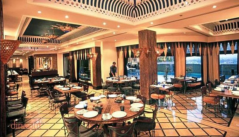 The Great Kabab Factory - Park Plaza Noida Sector 55