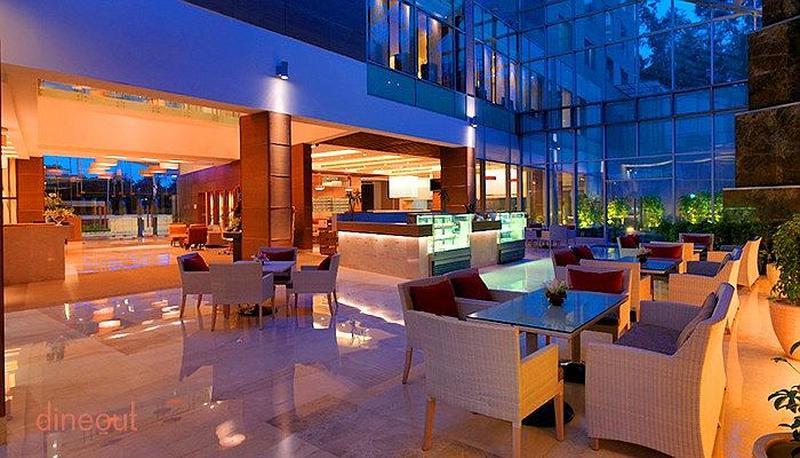 Mints - Radisson Blu Hotel, Greater Noida Greater Noida