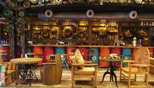 The Junkyard Cafe restaurant