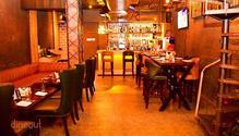 JAIL - Behind The Bar restaurant