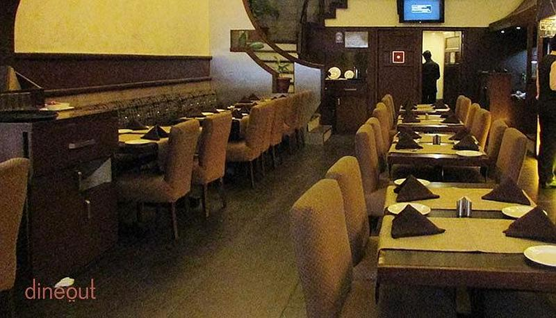 Amber Restaurant Connaught Place