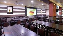 Maharana Kamath Pure Veg restaurant