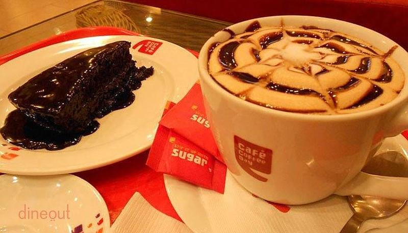 Cafe Coffee Day Rajouri Garden