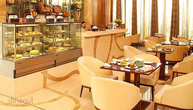 French Heart - The Pastry Lounge - Crowne Plaza Today New Delhi Okhla Okhla Phase - 1