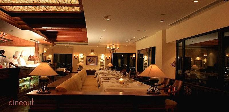 The Grill Room - The LaLit New Delhi Connaught Place