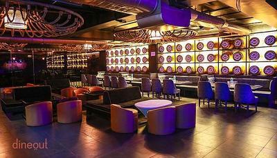Raftaar - The High Speed Lounge & Bar