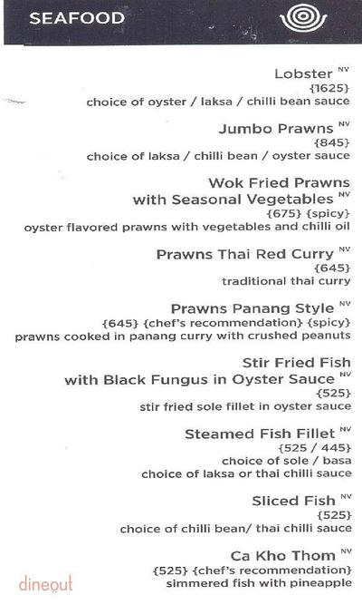 Side Wok Menu 9