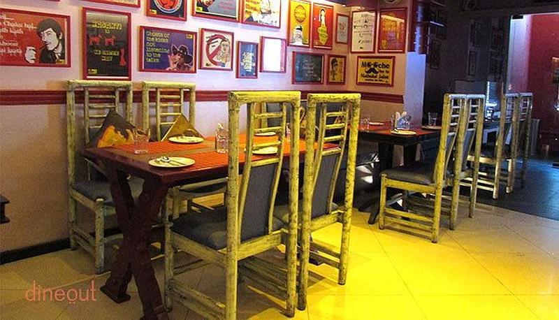 hookups cafe lounge delhi university nagar menu