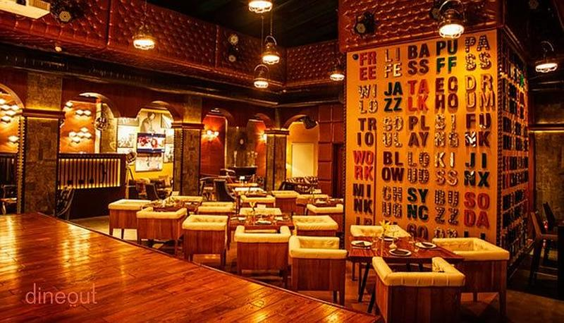Niche - Lounge & Bistro Connaught Place