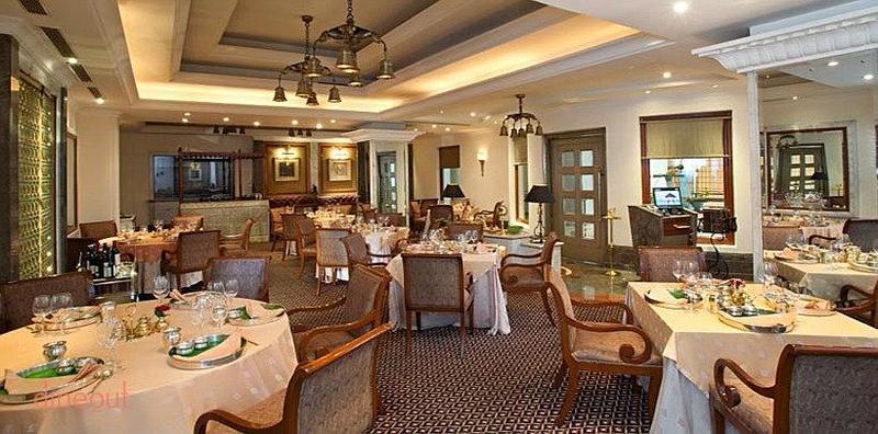 Dakshin - Sheraton New Delhi Hotel Saket