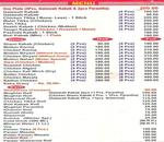 Lucknow Wale Tunday Kababi Menu