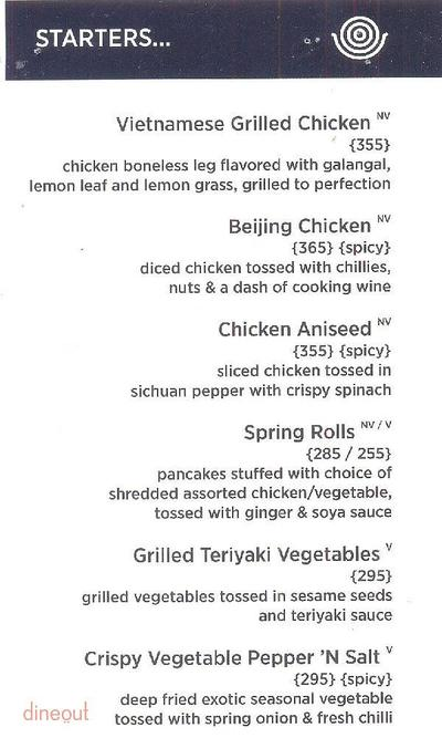Side Wok Menu 7