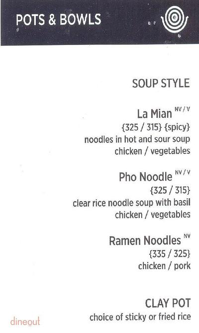 Side Wok Menu 16