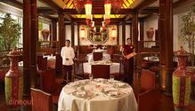 Shanghai Club - ITC Grand Central restaurant